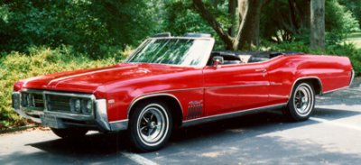 Buick Wildcat Muscle Car Club