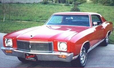 Chevrolet Monte Carlo - Muscle Car Club