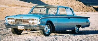 1960 Ford Fairlane - Information and photos - MOMENTcar