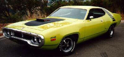 Plymouth Road Runner Muscle Car Club