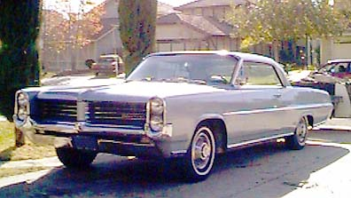 Pontiac Catalina 2+2 - Muscle Car Club