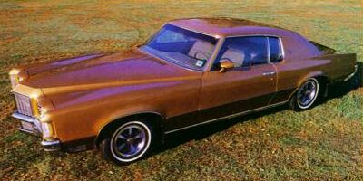 Car of the Week: 1972 Pontiac Grand Prix SSJ - Old Cars Weekly