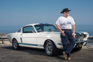 John Saia, 67, a former technical training manager for Toyota from Rolling Hills Estates, Calif., on his 1966 Shelby Ford Mustang G.T. 350, as told to A.J. Baime.